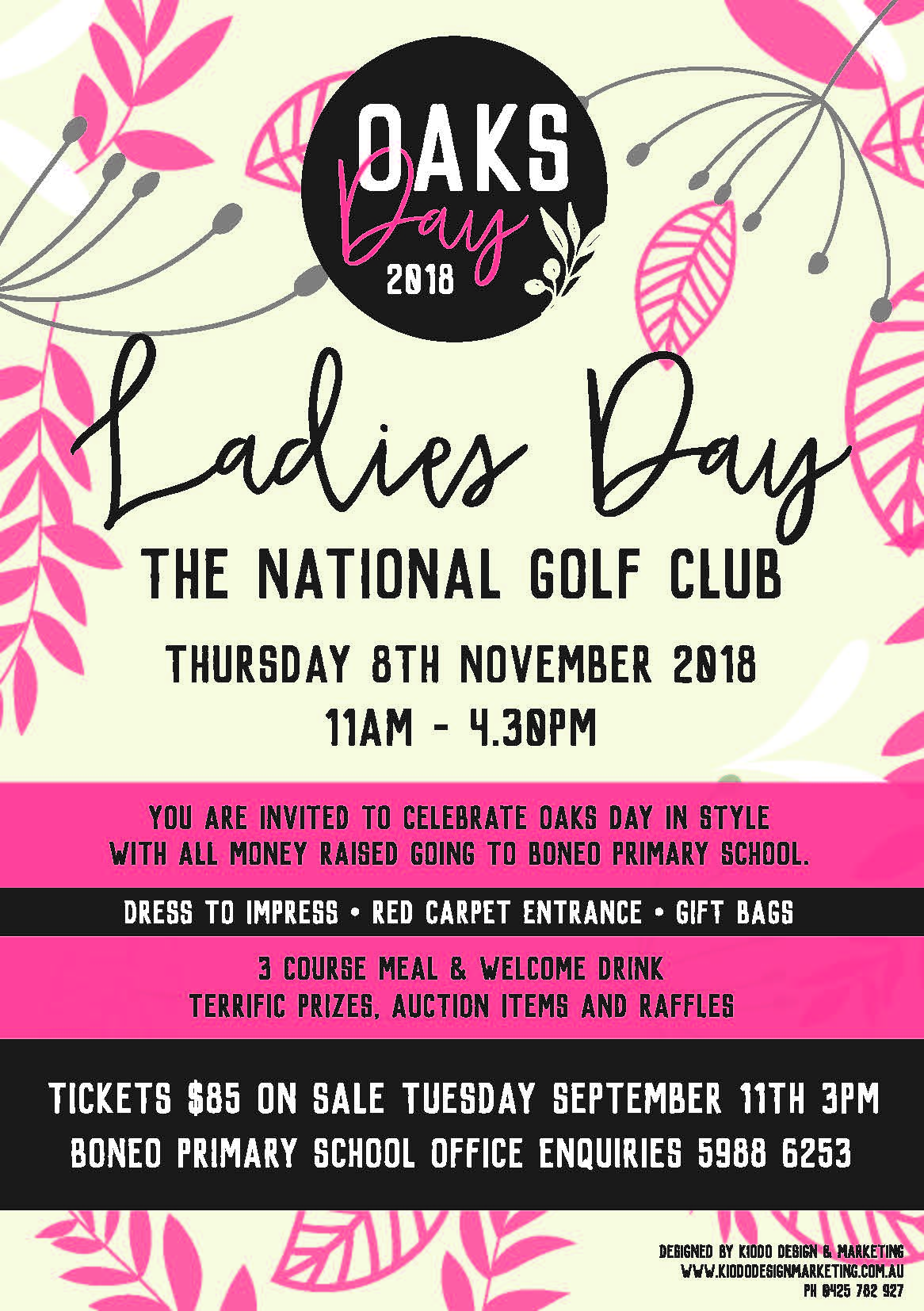 Ladies Day Flyer 2018 A5_V1
